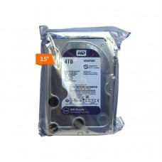 Disco duro Western Digital Purple Surveillance, 4TB, SATA 6.0 Gbps, 5400 RPM, 3.5""