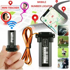 GPS Tracker - AKGT02-Black