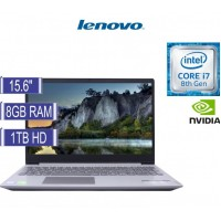"Notebook Lenovo IdeaPad S145, 15.6"" HD, Intel Core i7-8565U 1.80GHz"