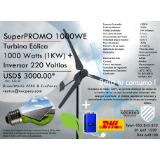 SuperPROMO 1000 WE