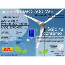 SuperPROMO 500 WE